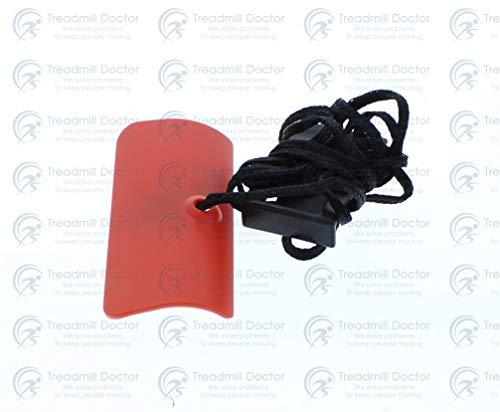 ProForm Performance 400 Laufband Sicherheitsschlüssel Modellnummer PFTL595100 Teilenummer 301180