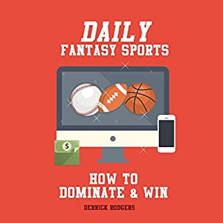 Daily Fantasy Sports audiobook cover art