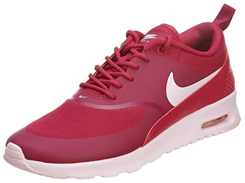 Nike, Women, Sports Shoes, WMNS air max thea, Multi (Sport Fuchsia/Prism Pink), 5