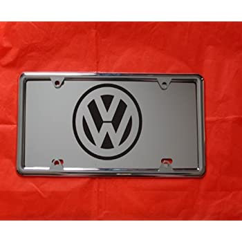 Volkswagen VW Driver Gear Michigan Virgina Tennessee Inspired State Plate Sign