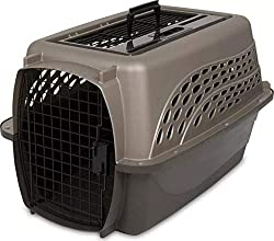 Two Door Top Load Pet Kennel