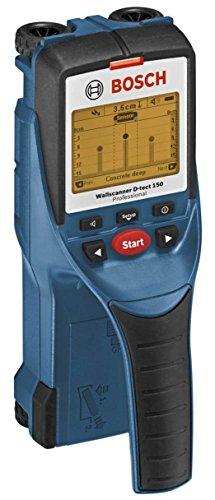 Bosch Professional D-tect 150 - Detector escáner de pared
