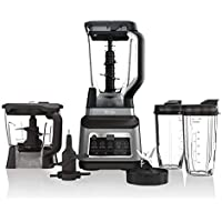 Ninja BN801 Professional Plus Kitchen System with Auto-iQ, 72 oz. Total Crushing Pitcher, 24 oz. single-serve Cups, 64 oz. Processor Bowl + $30 Kohls Cash
