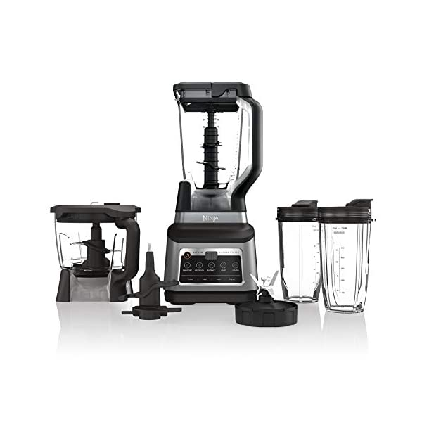 Ninja BN801 Professional Plus Kitchen System with Auto-iQ, and 64 oz. max liquid...