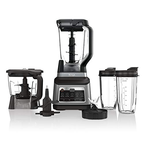 Ninja BN801 Professional Plus Kitchen System with Auto-iQ,...