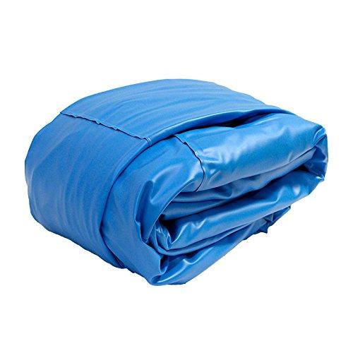 Ersatzfolie Ø 3,66 x 1,22 m 0,40 mm blau für runde Stahlwandbecken