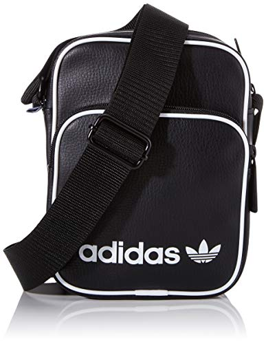 adidas Mini Bag Vint Gym Bag, Unisex adulto, black, NS