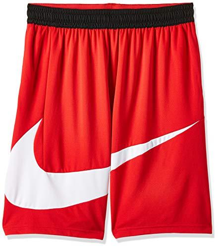 Nike Herren Dry Hbr 2.0 Shorts, University Red/White, XXL