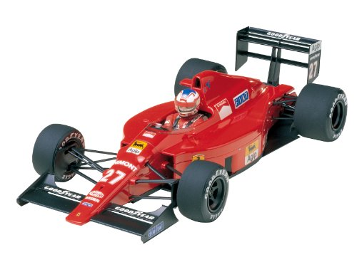 Ferrari F-189 Portuguese G.P. Late Version Model Car 1/20 Tamiya [Toy] (Japan Import)