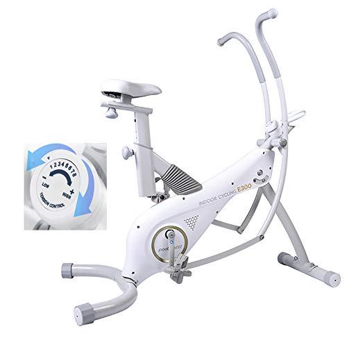 HECHEN Bicicleta Estática, máquina elíptica de Ajuste de