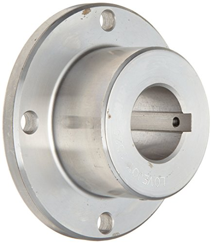 Lovejoy 6507 Size 1030 Grid Spacer Coupling Shaft Hub, Inch, 1