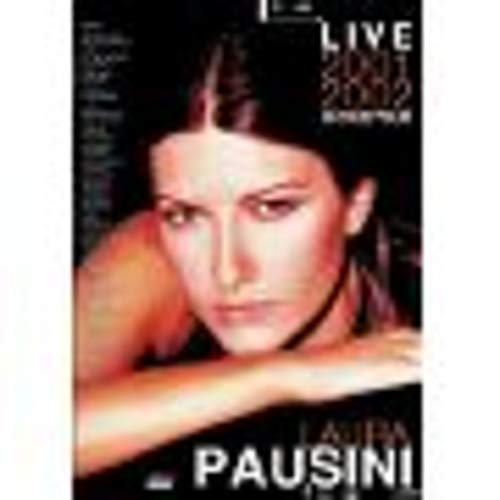 LAURA PAUSINI - LIVE 2001/2002 (DVD)