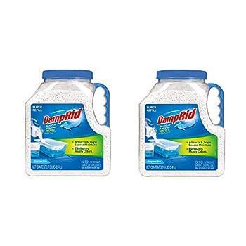 DampRid FG37 Moisture Absorber Refill 7.5 lb Fragrance Free