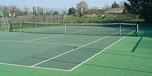 LA RETE Tennis REGOLAMENTARE Pesante T020 Cordino 2,5 mm per Campo regolamentare