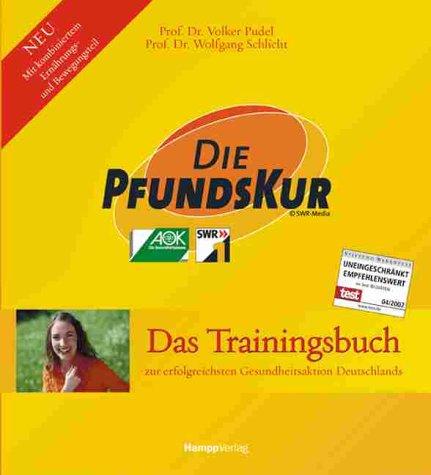 Die PfundsKur. Das Trainingsbuch