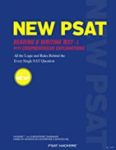 NEW PSAT Reading & Writing Test 1: with Comprehensive Explanations (HACKERS) (Volume 2)