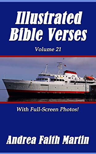 Illustrated Bible Verses: Volume 21 (English Edition)