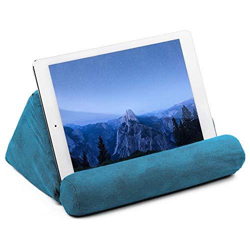biteatey Tablet Sofa Halterung für Tablet Buch lesen,Tablet Kissenhalter,Tablet-Kissenständer|Tablet Kissen | Lesekissen Leseständer | Buchhalter Buchstütze