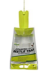Non-Toxic Disposable Japanese and Oriental Beetle Trap