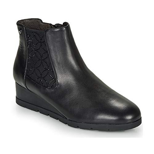 Stonefly Milly 19 Bottines/Boots Femmes Noir - 38 - Bottines