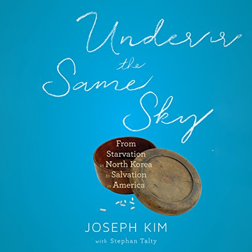 Under the Same Sky audiobook cover art