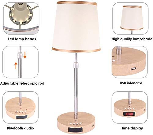 JOWHOL Lámparas de mesa