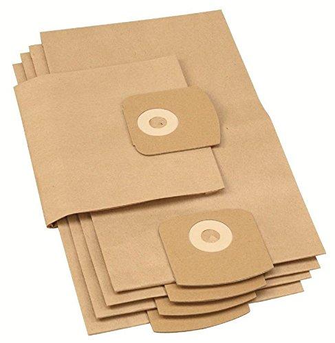 Proxxon 27494 Feinstaub-Papierfilter für Staubsauger CW-matic 5 Stück / Packung
