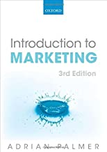 Best introduction to marketing theory and practice Reviews