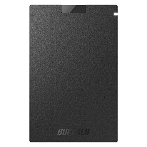 バッファローSSD-PG960U3-BAUSB3.1(Gen1)ポータブルSSD960GBブラック