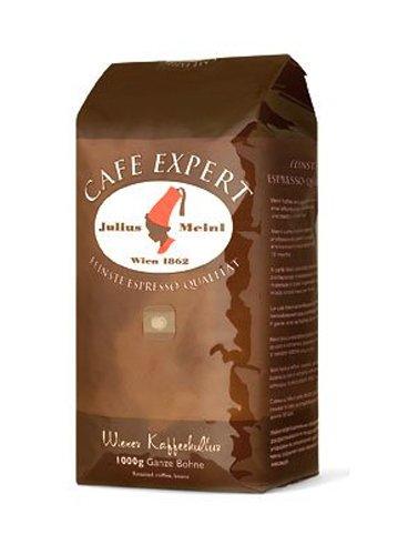 Julius Meinl Café Expert Espresso Spezial, 1er Pack (1 x 1 kg)