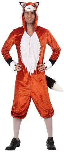 Atosa - 10216 - Costume - Déguisement De Renard Des Bois - Taille 2