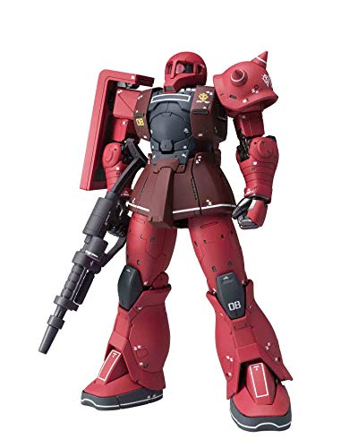 Tamashii Nations Mobile Suit Gundam - MS-05S Char Aznable