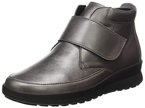 Berkemann Damen Silka Sneaker, metallgrau, 40 2/3 EU