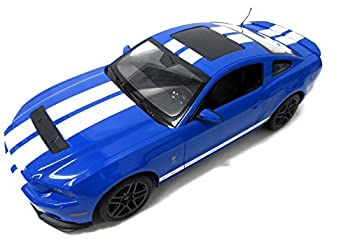 Radio Remote Control 1/14 Ford Mustang Shelby GT500 RC Model Car  Blue