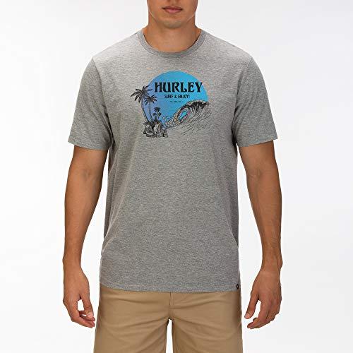 Hurley M Beachside S/S - Camiseta Hombre