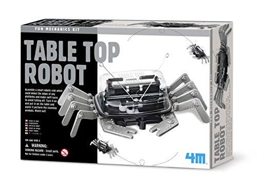 Robot-crabe acrobate à assembler