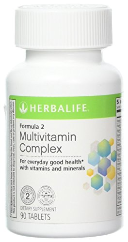 Herbal Life Formula 2 Multivitamin complex, 90 tablets