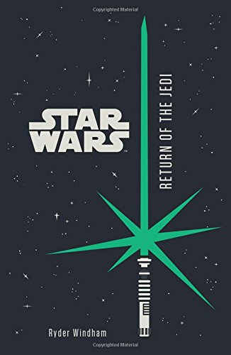 Star Wars Return Of The Jedi Novelisation Star Wars Junior Novel 3