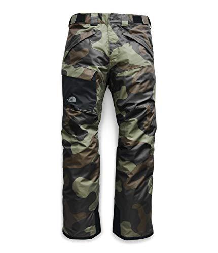 The North Face Men's Freedom Pant, Four Leaf Clover Terra Camo Print, 2XL Short