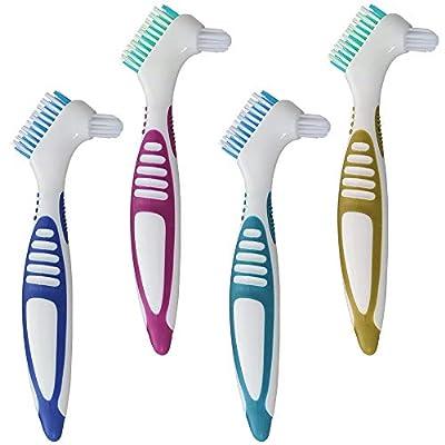 4 Pcs Denture Brushes