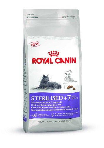 ROYAL CANIN - Comida Seca para Gatos Esterilizada para controlar el apetito 7 más 1,5 kg