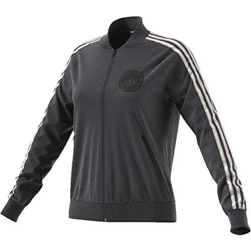 Jaqueta Adidas Originals Adibreak Sst Cinza - G - Cinza