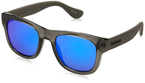 Havaianas PARATY/M Gafas de sol, Negro (Dark Grey), 50 Unisex Adulto