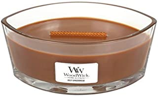 WoodWick Hearthwick Candle - Jolly Gingerbread by Woodwick