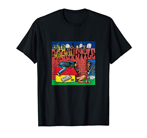 Style Vintage A Comic 90s Retro dogg_sg Gifts Lover Rap T-Shirt