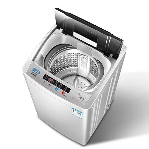 Lavadora automática 7,5/6/8/5,2/9/10 kg kg de Carga Superior de Lavado de Gran Capacidad de Salud en el hogar de Secado Caliente pequeño y Sencillo 8,2 kg Salvaje Potente BLU-Ray esterilización