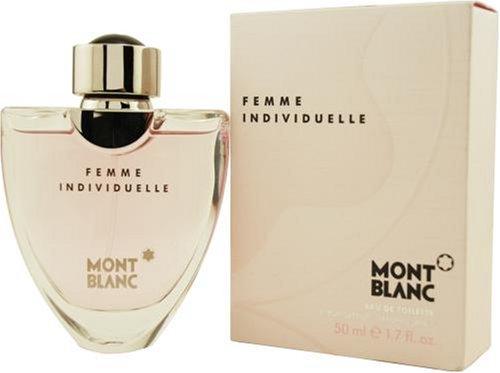 Mont Blanc Individuelle POUR FEMME par Mont Blanc - 30 ml Eau de Toilette Vaporisateur