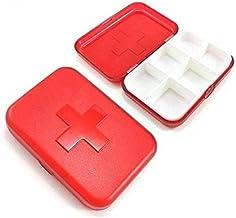ZQLQU Storage box container travel storage box (Color : Red)