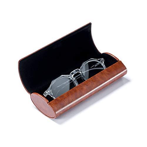 Lightweight hard case glasses case FEFI sports and sunglasses case.