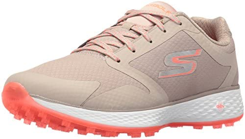 Skechers Performance Women s Go Golf Birdie Golf Shoe NATURAL Coral 6 M US NATURAL Coral 6 M product image